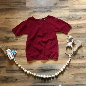 Old navy cord dress